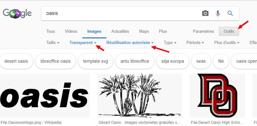 14 parametrage google