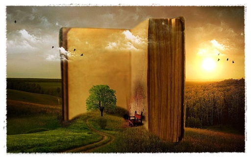 Livre fantasy