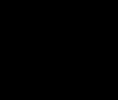 Favicon noir rogne
